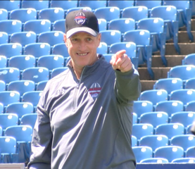Jim Kelly to make unexpected trip to New York