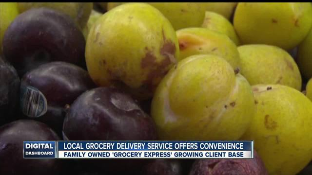 Local business offers convenience when it comes to grocery shopping