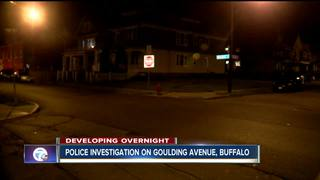 Buffalo police investigating overnight incident