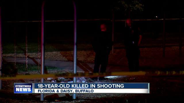 18-year-old killed in Buffalo shooting