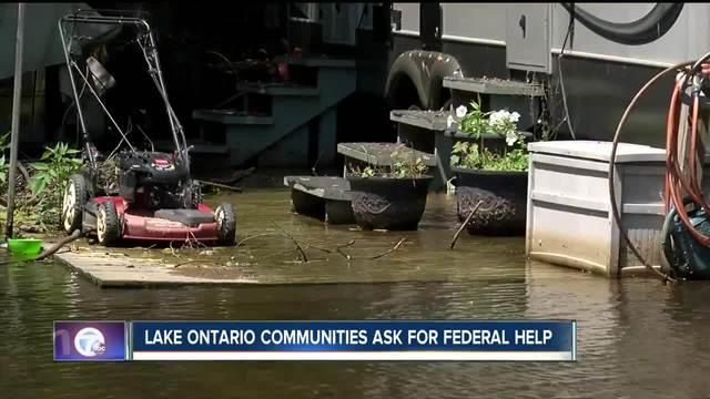 Gov. Cuomo signs Lake Ontario flood relief bill