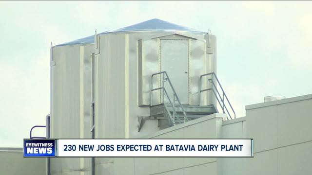 Hood buys western NY dairy plant, has plans for 230 jobs