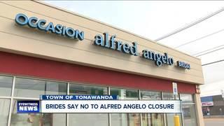 Alfred Angelo sudden closure creates panic