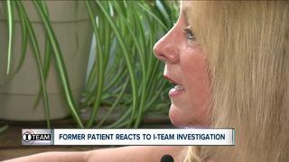 Pignataro patient reacts to I-team investigation