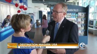 Niagara Falls Brand is Spreading Fast!