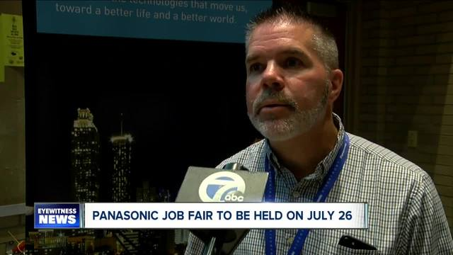 Panasonic looking to hire workers for SolarCity plant