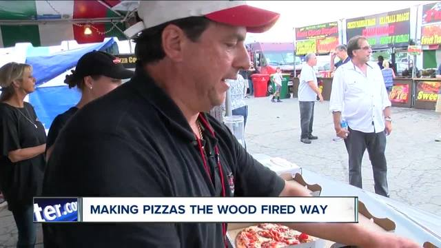 From dolphin trainer to woodfire -Pizza King-