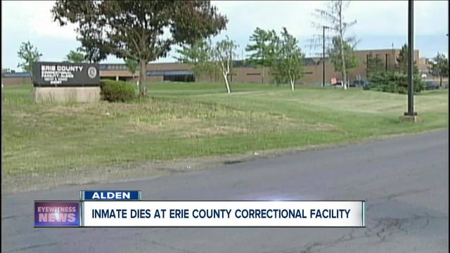 Inmate commits suicide at Erie County Correctional Facility