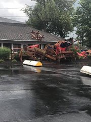 GALLERY: Storm Damage across Western New York