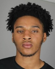 UB athlete arrested, charged with strangulation