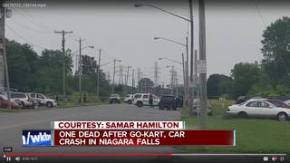 Fatal go-kart crash in Niagara Falls