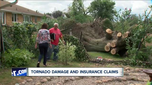 Will insurance pay for tornado loss-