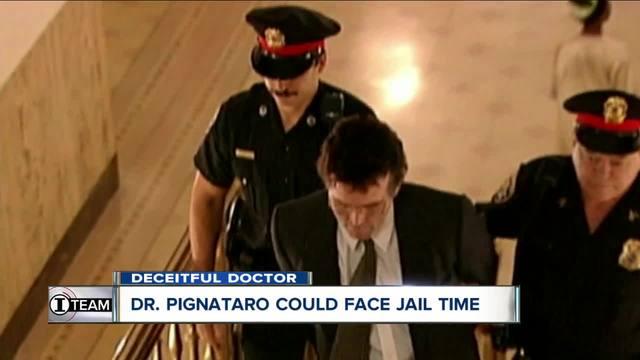 I-Team- Dr- Pignataro could face jail time