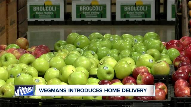Wegmans brings same-day delivery to WNY