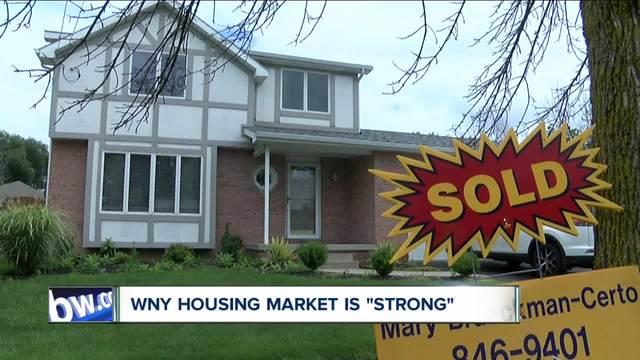 Buffalo housing market getting stronger- not inflating
