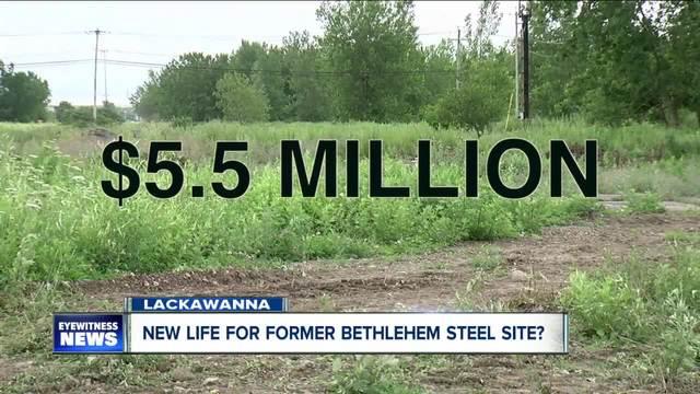 New life for former Bethlehem Steel site-