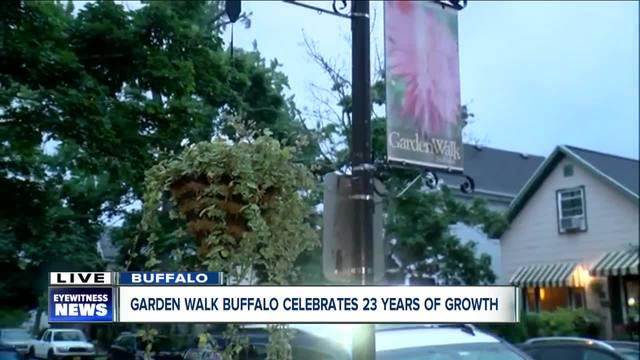 Lunenfeld Beautification Grants keeps Buffalo neighborhoods growing