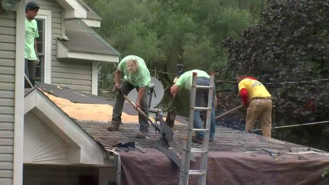 Volunteers to the rescue in Wyoming County