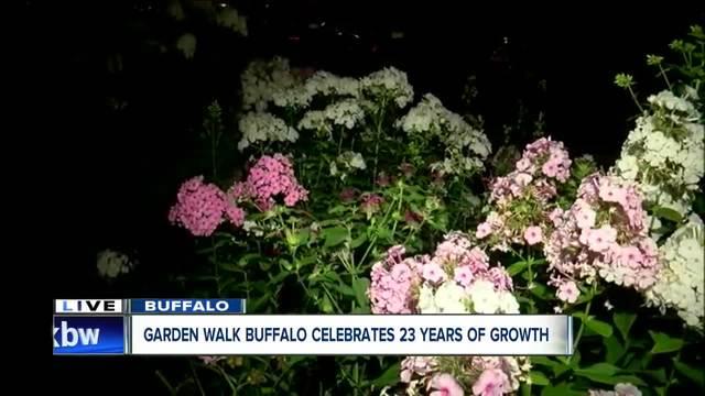 GardenWalk Buffalo celebrates 23 years-