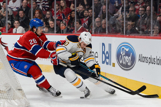 Sabres avoid arbitration with Beaulieu: Two years, $4.8M
