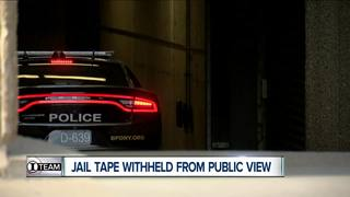 Judge sides with city, orders jail tape withheld
