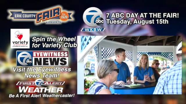 7 ABC Day at the Erie County Fair