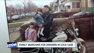 Hit and run cold case haunts family
