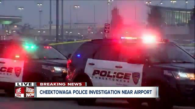 Pedestrian killed in hit-and-run crash near Buffalo airport identified