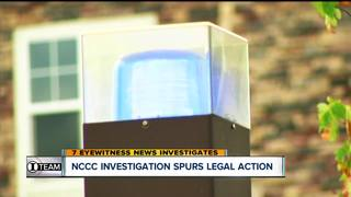 I-Team: Victim sues former NCCC president