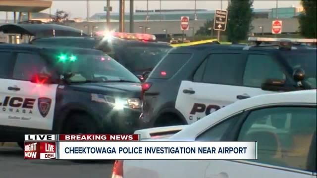 Pedestrian killed in hit-and-run crash near Buffalo airport identified
