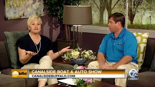 3rd Annual Canalside Boat & Auto Show!