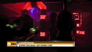 Super Savings On 7 At Lasertron!