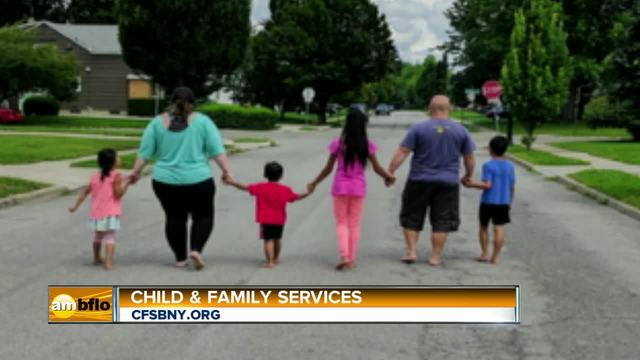 Child and Family Services Fostering