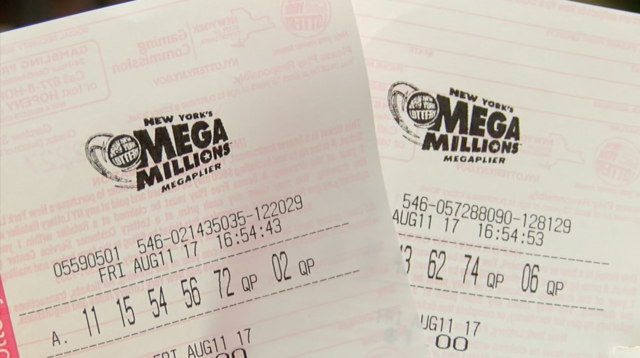 Mega Millions jackpot at $393M for Friday night drawing