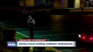 Buffalo police investigating overnight shooting