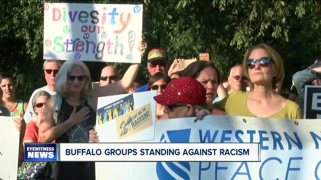 Standing up to hate in WNY