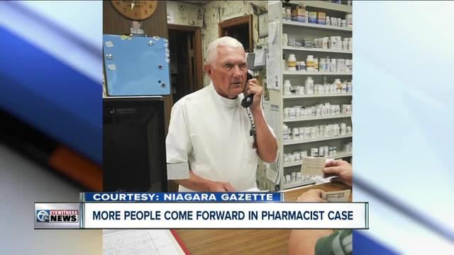 More possible victims come forward in case against Falls pharmacist