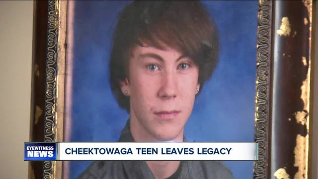 Teen victim of hit-and-run driver donates organs