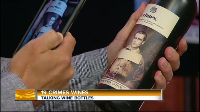 19 Crimes Wines