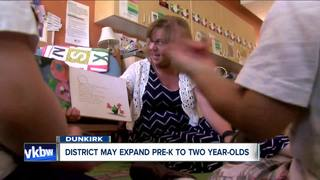 New Dunkirk Pre-K for younger kids