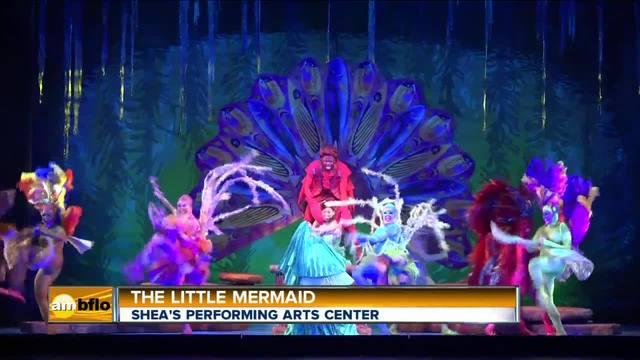 The Little Mermaid - Sheas Theatre