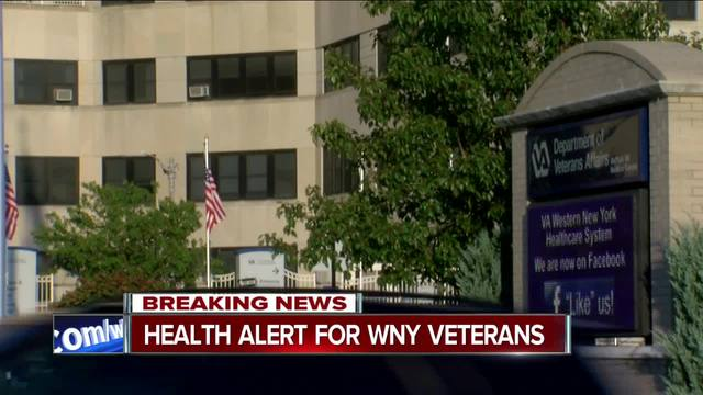 Buffalo VA may have used unsanitized equipment on 526 veterans