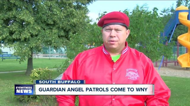 Guardian Angels start chapter in Buffalo