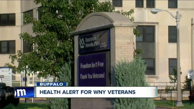 WNY Veterans face health scare