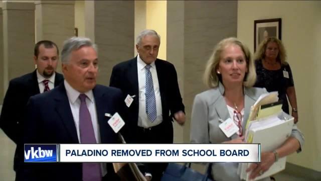 Carl Paladino removed from Buffalo School Board