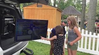 Althea and Liberty go live with weather