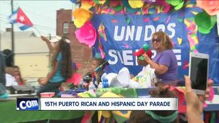 Hispanic Community Celebrates Heritage