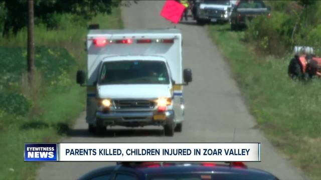 Husband and wife die in Zoar Valley