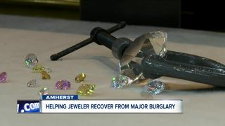 Sophisticated heist hits Amherst jewelry store