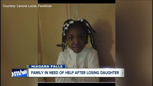 Family of seven-year-old girl who died in a Niagara Falls house fire in…